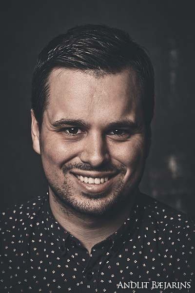 Heiðar Már Arnarsson