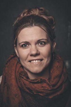 Kristín Sæmundsdóttir